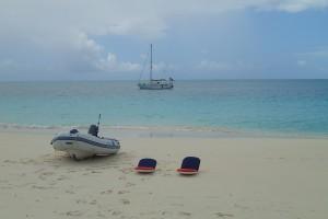 Fotoalbum över Barbuda
