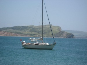 Day Sail from Weymouth with Nick 005