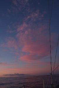 Första soluppgången
