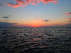 Solnedgång - igen!