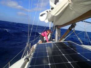 Ny segelsättning på gång