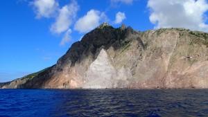 Sabas mäktiga klippor