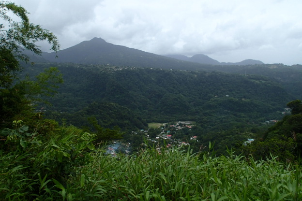 En av vulkanerna