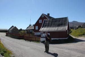 Nils i gamlebyen